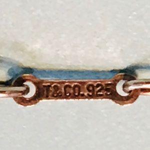 Tiffany & Co. Jewelry - Tiffany & Co Elsa Peretti 925 Silver Cross Pendant